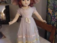 I have for sale two very nice antique / vintage dolls