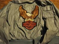 2-HARLEY DAVIDSON COATS ---- LIKE NEW / NON SMOKER