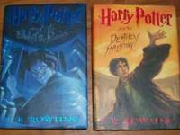 Harry Potter and the Order of the Phoenix (Book 5), and