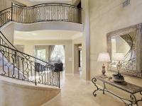 Stunning Mediterranean custom built home on highly