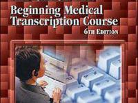 2 Hillcrest Beginning Medical Transcription Course,