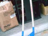 2 Hockey Sticks. Kever Official Monster Size. 4ft Tall.