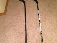 One is a APX2 and the other is a TOTALONE NXG. Both 260