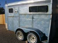 Asking 2500, but will take 2000. This trailer is in