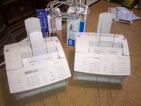 $50.00 for both HP Laser Jet 3150 All in one model