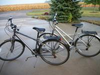 For Sale: MANS AND LADIES HUFFY MAGELLAN SERIES