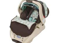 I have two Graco Milan pattern Infant car seats with