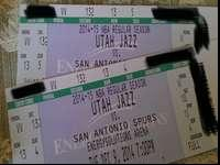 DEAD CENTER seat tickets! Section 132, seats 4 & & 5 @