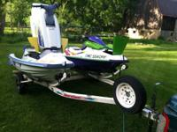 I have two jet skis for sale. One is a 700 Yamaha with