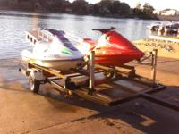 Jetskis / Waverunners , Snowmobile , 4 X 4 ATV & Much