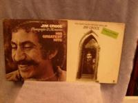 I HAVE 2 JIM CROCE ALBUMS FOR SALE. THEY ARE IN GREAT