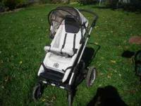 I have 2 jogger strollers for sale. One of them is a
