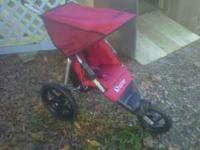 I have two jogging strollers both work great. They are