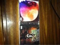 2 Kid Cudi CDs both for $15. both in great shape.