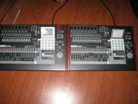 I have 2 Korg D3200 Digital Recording Workstations for
