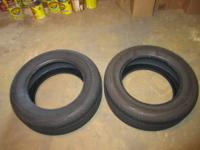 2 Like new, Kumho Road Venture APT Tires. Size