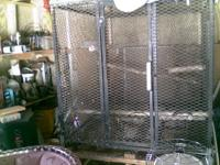 Really big cage(s) for outdoor or barn use ect, Great