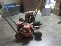 2 Lawn edgers Briggs & Stratton both for $60 contact #