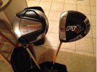 Two LH drivers for sale! Nike SQ Dymo stiff flex 9.5