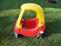 Little tykes sport coupe like new call Russ at  or  or