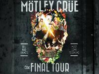 I have TWO Mtley Cre - The Final Tour / Alice Cooper