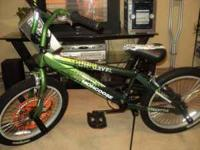 I have 2-20'' Mongoose bikes, 1 20'' Ozone bike, 1 Kid