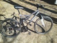2 Mongoose Spectra dual suspension bikes. 21spd, 26""