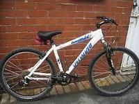 Set for sale extremely low-cost:. - Mountain bike