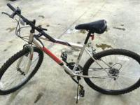 These are 2 MT Fury Roadmaster Mountain bikes. In