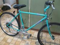 Raleigh 18 spd w/ QR wheels & seat post; Nishiki 15 spd