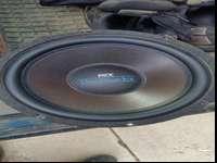 I have 2 10 inch shallow mtx blue thunder subs for sale