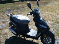 I have 2 brand new 2013 50cc scooter with only 5 miles