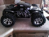 I have 2 nitro rc 4x4 trucks for sale. 1 is a traxxas