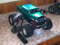 I have 2 Rc nitro trucks..both are Traxxas Sportmax and