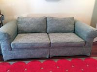 2 Matching Norwalk Sofas for sale for only $500, (1)