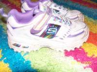 I have 2 pairs of size 12 shoes: Sketchers Tennis Shoes