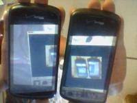 I have 2 Verizon Pantech Marauder Cell Phones they are