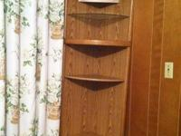 Up for sale is 2 cabinet type pieces. One is more of a