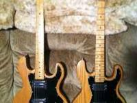 Late 70's peavey T-60's both in excellent shape both