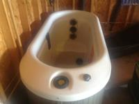 2 person hot tub was purchased in 2012 for over $4000