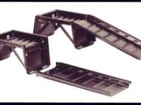 I have these 2-piece Metal Car ramps that I hardly ever