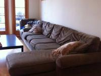 2 PIECE SECTIONAL SOFA LIKE NEW CONDITION Looking to
