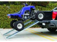 "6 ft. long, 9"" wide 1000 lb. combined capacity Ideal"