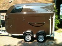 I offer for sale my two places trailer Bockmann BIG