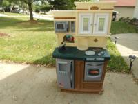 We have 2 various kitchen areas for sale. Both are in
