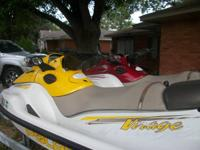 im selling 2 2002 polaris virage i,  one has a new
