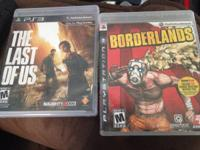 Hi I'm selling my two games that I have left,