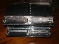 I have 2 Ps3 gaming systems for sale for rparts or