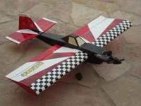 2 Planes... # 1 is Barn Stormer ,( built by me ) has