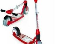 I have 2 Radio Flyer Scooters for sale. They are in